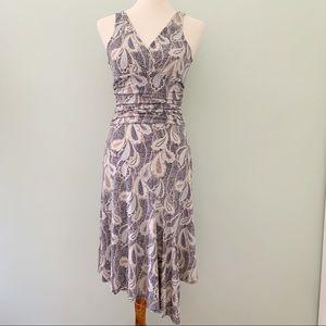 BCBGMAXAZRIA Paisley Dress - Small